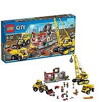 Lego City 60076 - Abriss Baustelle