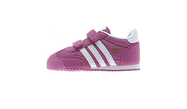 Amazon.com   Adidas Dragon CF Infant/Toddler Sneakers Purple ...