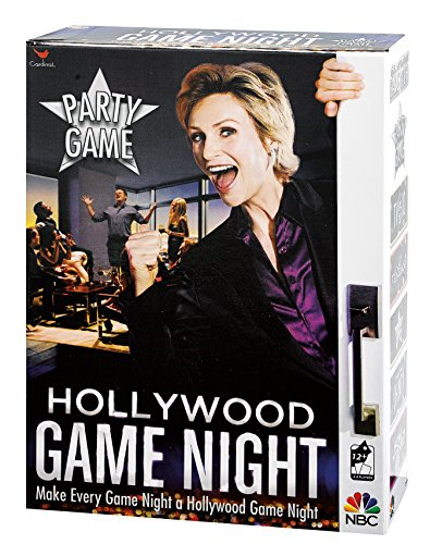 Hollywood Game Night Party Game