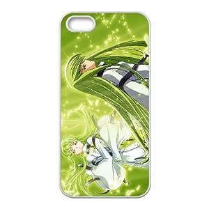 Code Geass C.C iPhone5s Cell Phone Case White 6KARIN-223620