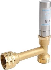 """HYDRO MASTER 0612001 Tee Water Hammer Arrestors, 3/4 in. FHT x 3/4"""" in. MHT"""