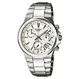 Casio SHE-5019D-7ADR Ladies SHEEN Chronograph Watch