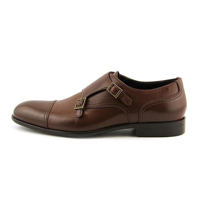Hugo Boss Bromor Hombre Piel Mocasines Zapatos Talla: Amazon.es: Zapatos y complementos