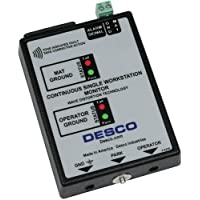 Desco 19325 Full Time Continuous Monitor