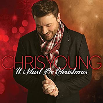 Chris Young Christmas.It Must Be Christmas Limited Autographed Edition