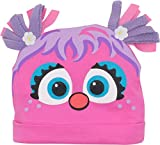 Sesame Street Abby Cadabby Baby Girls Costume Bodysuit and Hat, Blue and Pink
