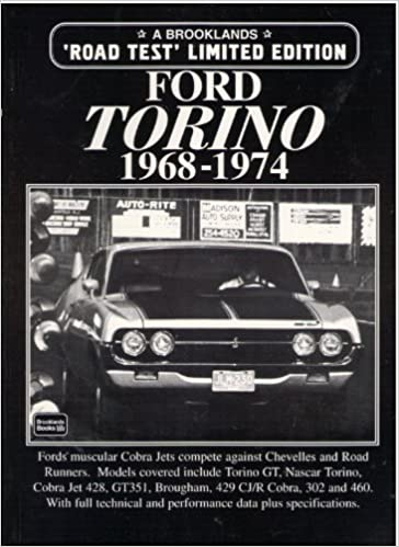 Ford Torino Limited Edition   Limited Editions R M Clarke  Amazon Com Books