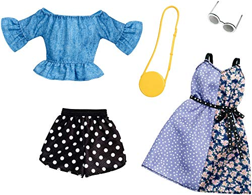Barbie Fashion, Polka Dots,2 ()
