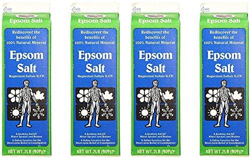 Epsom Salt Body Scrub Recipe - 2