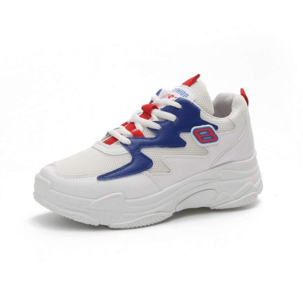 GUNAINDMX Sport schuhesports Schuhe Frauen Lässig Weiblichen Mesh Air Breathable Freizeit Komfortable Schnürschuhe