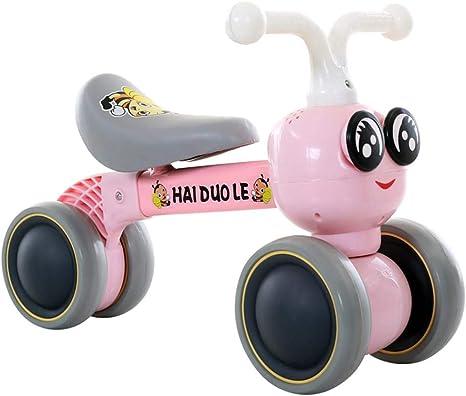 Jinclonder Bicicletas de Equilibrio para bebés Bicicleta ...