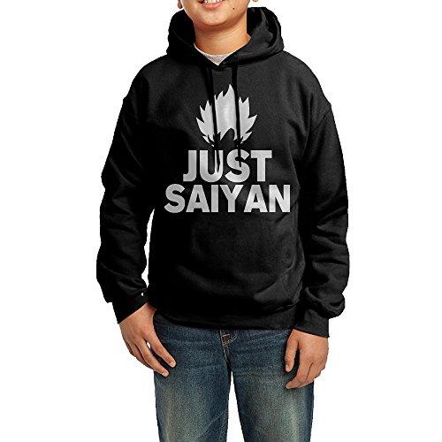 [OVIKA Teenager's Dragon Ball Super Saiyan Sweater Size M] (Buu Costume)