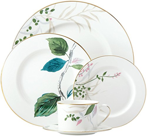 kate spade new york Birch Way 5-Piece Dishware Place Setting