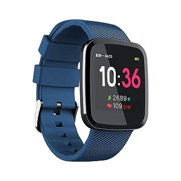 ZLOPV Pulsera 2019 Smart Watch IP67 a Prueba de Agua ...