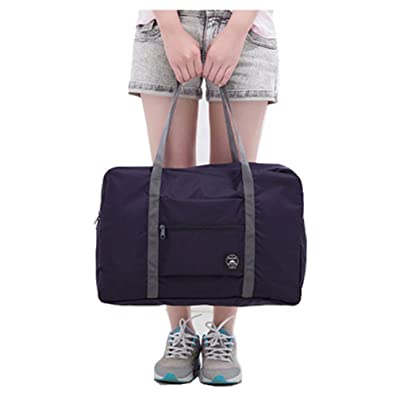 63c345087896 Ac.y.c Travel Duffel Bag for Women Foldable Carry On Express ...