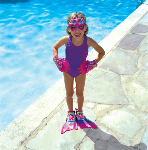 Socker Boppers Power Bag: Mermaid Deluxe Swim Gear Sporting Goods Water Sports