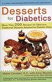 Desserts for Diabetics, Mabel Cavaiani and Anne Blocker, 0399528172