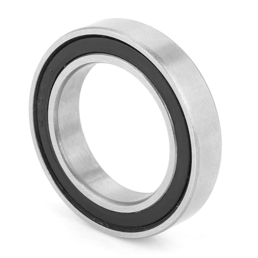 Ruido y Larga vida /útil 17mm * 26mm * 5mm 10Pcs 6803-2RS Rodamiento r/ígido de bolas Rodamientos sellados con goma de metal