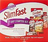 Slim Fast 7 Day Challenge Starter Pack by Slim Fast