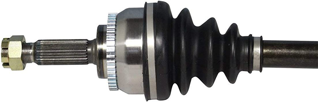 Only Bodeman 3.8L Automatic Trans Front Driver Side CV Axle Half Shaft Assembly for 2006-2009 Mitsubishi Eclipse//for 2004-2009 Galant