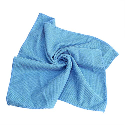 SalaBox-Accessories - 40x40 cm Auto Detailing Screen Window Wipe Cloth Microfiber Car Coating Towel Paint Care Paint Plated Towel Wash Drying Cleaning from SalaBox-Accessories