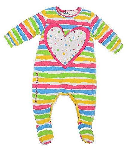 Agatha Ruiz de la Prada - Pelele para Dormir - para bebé niña: Amazon.es: Ropa y accesorios