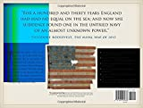 Front cover for the book The War of 1812 and the Rise of the U.S. Navy by Mark Collins Jenkins