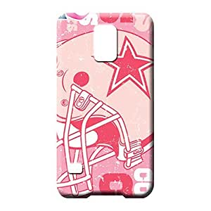 samsung galaxy s5 Extreme Top Quality Pretty phone Cases Covers phone cover shell dallas cowboys nfl football