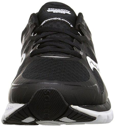 Saucony Mens Kinvara 6 Running Shoe Black/White AaUqnsA