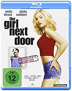 The Girl Next Door - Unzensierte Version [Alemania] [Blu-ray]