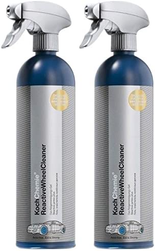 Koch Chemie 2X Reactive Wheel Cleaner Felgenreiniger Felgenreinigungs-Gel 750 ml - Koch Chemie Felgenreiniger