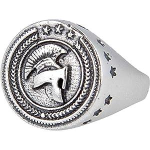 Pietro Ferrante Unisex Ring Jewelry Ninety-Twenty-Five Size 25 Trendy Code AAG4411/XL