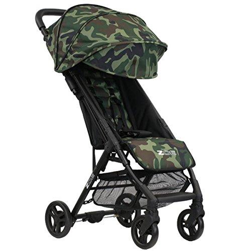 ZOE XLC BEST v2 Lightweight Travel & Everyday Umbrella Stroller System