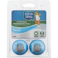 Fresh Step Cat Litter Box Deodorizing Pods in Fresh Scent