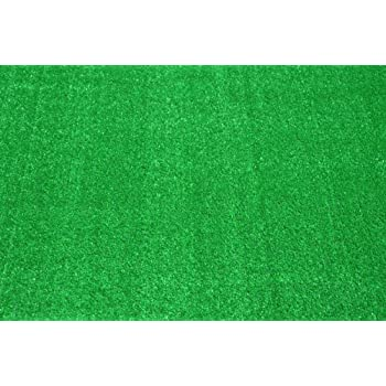 Amazon Com Indoor Outdoor Carpet Green Artificial Grass