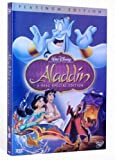 Alladin DVD Movie Platinum Edition