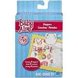 Baby Alive Diapers Pack (6 Pack)