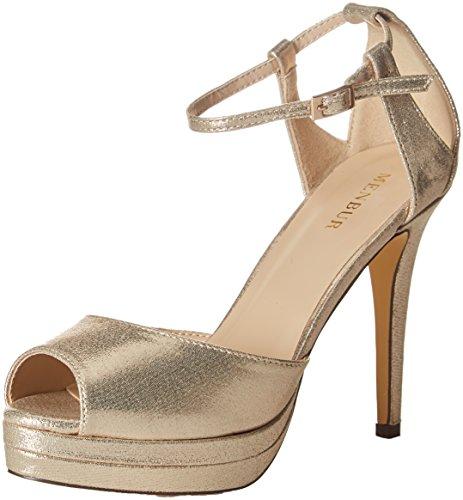 Or Femme Menbur Plateforme Sandales Acebo B8ASnqXFw