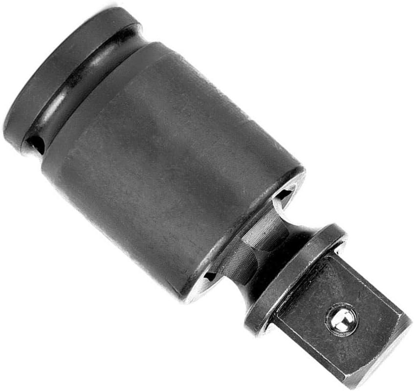 impulsor Adaptador de articulaci/ón universal Conector de impacto de aire Socket oscilante Adaptador de uni/ón est/ándar 1