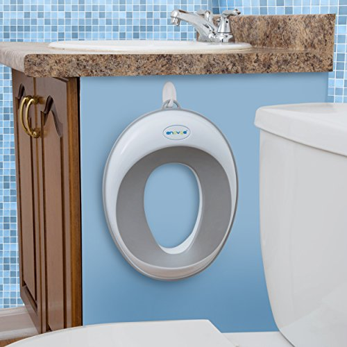 Potty Training Seat For Toddler With Bonus Command Hook