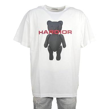 half off fd869 33806 Amazon | (ディオールオム) DIOR HOMME 半袖Tシャツ HARDIOR ...
