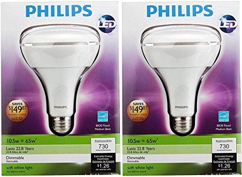 Philips 423798 10 5 watt 65 watt Dimmable