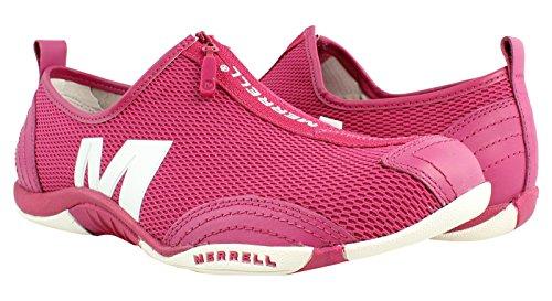 Womens Womens Pink Barrado Merrell Barrado Merrell Pink Merrell w78xcRqv1