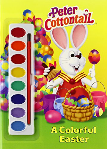 COLORFUL EASTER, A cover