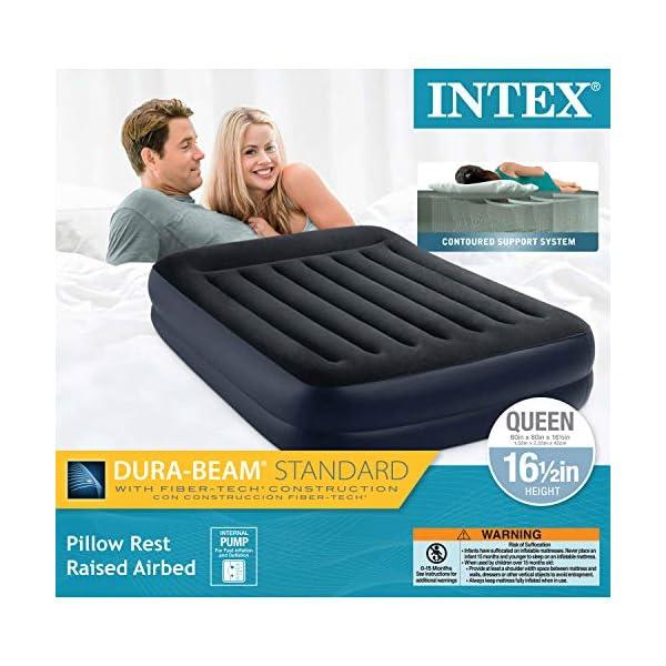 Intex-Dura-Beam-Standard-Series-Pillow-Rest-Raised-Airbed-wBuilt-in-Pillow-Internal-Electric-Pump-5