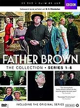 Father Brown Seizoen 1-6 DVD