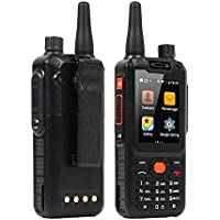 4G Zello PTT Walkie Talkie FRS Two-Way Radio Smartphone 2.4 Inch Alps F25 Mobile Phone 1GB RAM 8GB ROM Android 5.1 Quad Core 3500mAh