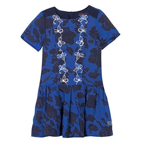 30145 Kleid Mädchen 6a city blau Catimini CE spirit gr gFSRqwwz