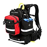 COAXSHER SR-1 Endeavor Search and Rescue Pack (Red)