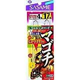 ささめ針(SASAME) C-103 マゴチ 17号4